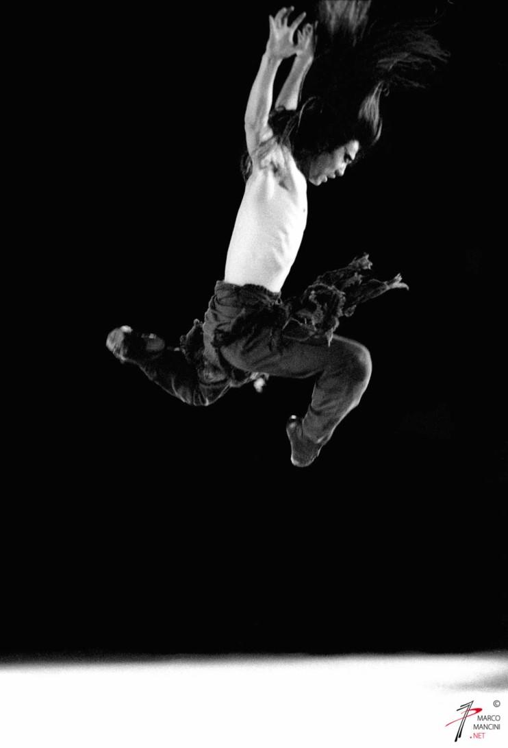 Concorso Internazionale di Danza' PREMIO ROMA' Accademia Nazionale di Danza - Roma 12 Luglio 2001 In foto: foto Marco Mancini