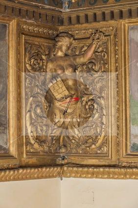 - Artista: Giacinto Brandi (c. 1646-1648) - Affresco