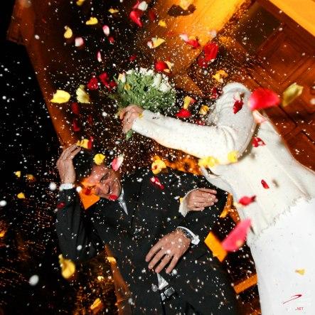 Matrimonio Raffaella e Andrea - Roma, 16 Dicembre 2006 - Parrocchia S. Isidoro - Borgo La Tragliata