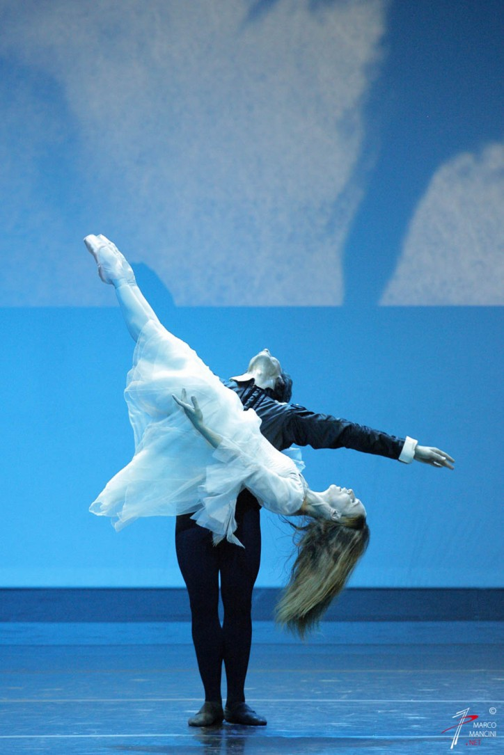 Silvia Azzoni, Oleksandr Ryabko (Hamburg Ballett) - 'Don Juan' - Cor. John Neumeier