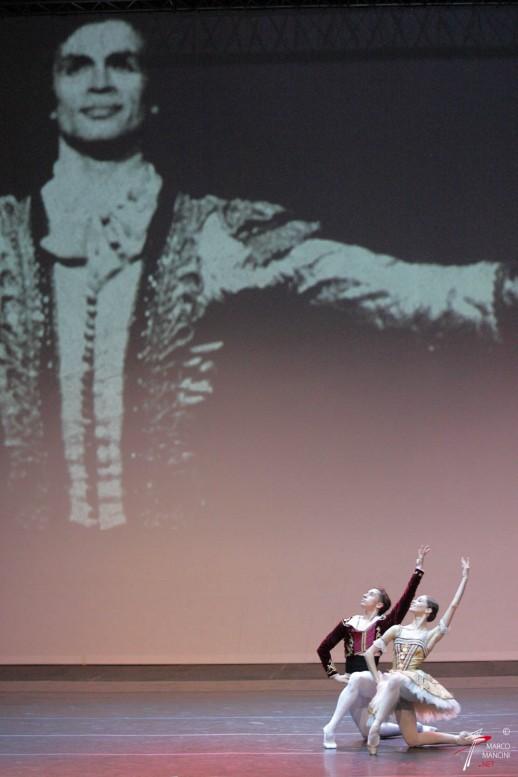 Maria Yakovleva, Denys Cherevychko (Opera di Vienna) - 'Don Chisciotte' - Cor. Nureyev